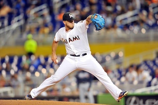Dodgers Rumors: Jose Fernandez Trade Talks Ongoing