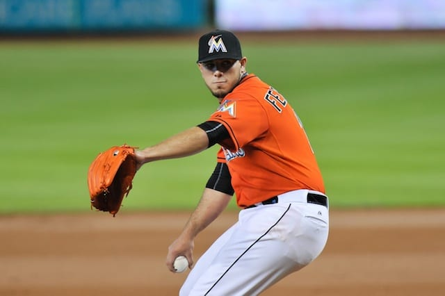 Dodgers Rumors: Marlins Asked For Corey Seager & Julio Urias In Jose Fernandez Trade