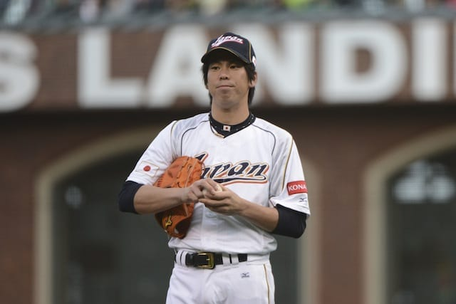 Dodgers Rumors: L.a. In Contact With Kenta Maeda's Representatives