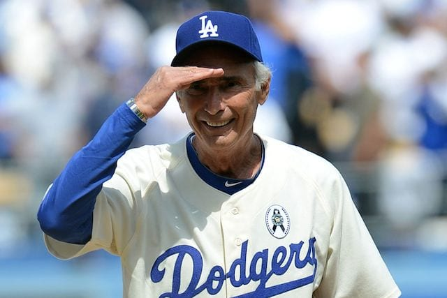 Dodger Blue Wishes Sandy Koufax A Happy Birthday