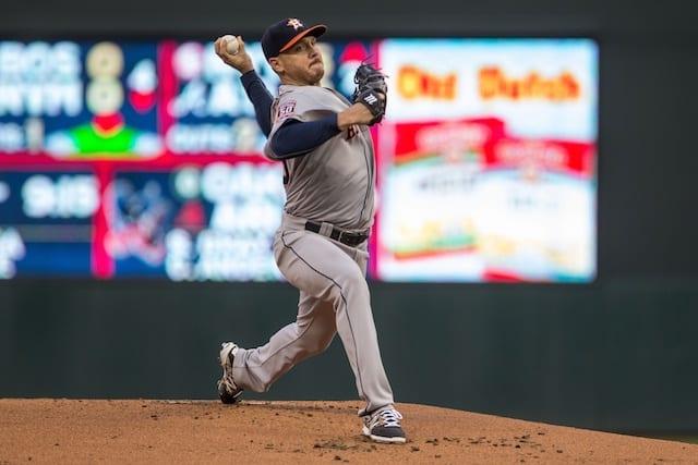Dodgers News: Scott Kazmir Signs 3-year Contract