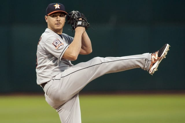 Dodgers React To Scott Kazmir Signing 3-year Contract