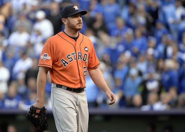 Scott Kazmir Blends Seamlessly With Dodgers' Philosophy