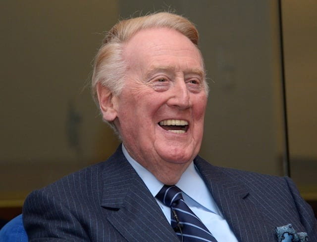 Vin Scully, Los Angeles Dodgers, Dodgers
