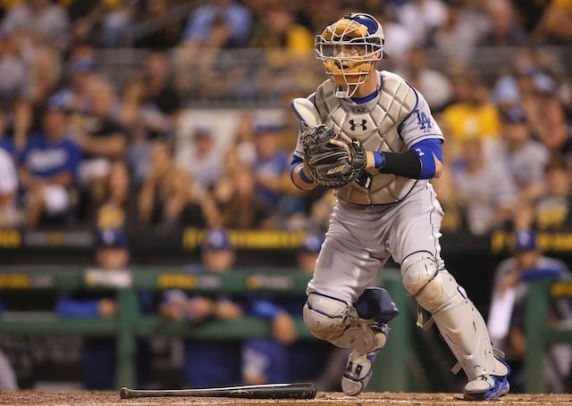 Dodgers News: Espn's Buster Olney Ranks Yasmani Grandal 8th-best Catcher
