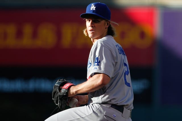 Dodgers Rumors: Zack Greinke Seeking 5 Or 6-year Contract With Average Annual Value Greater Than David Price's Deal