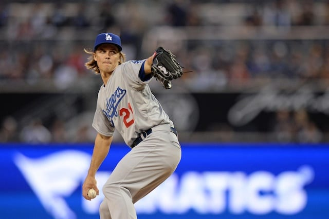 Zack Greinke Rumors: Diamondbacks Join Dodgers And Giants In Pursuit
