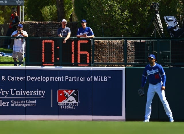 Andre-ethier-mlb-pace-of-play-clock