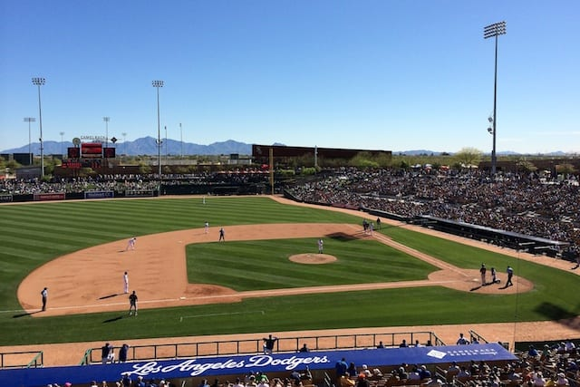 7612144e40c Spring Training Preview  Dodgers Host White Sox In Cactus League Finale