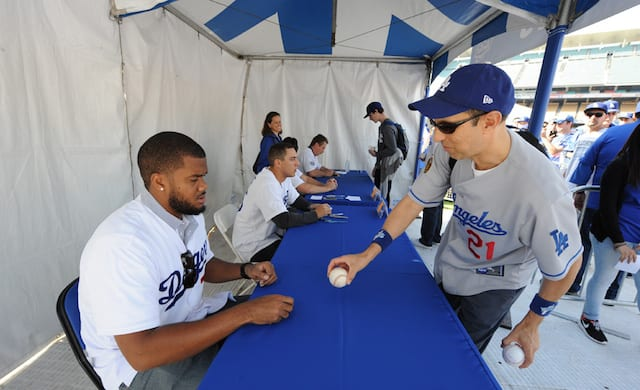 Dodgers News: Fanfest Autograph Session Tickets And Vip Experiences Information