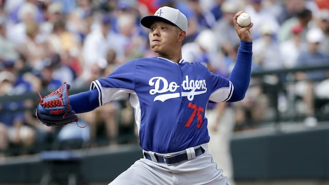 Dodgers News: Julio Urias Ranked Top Left-handed Prospect By Mlb Pipeline