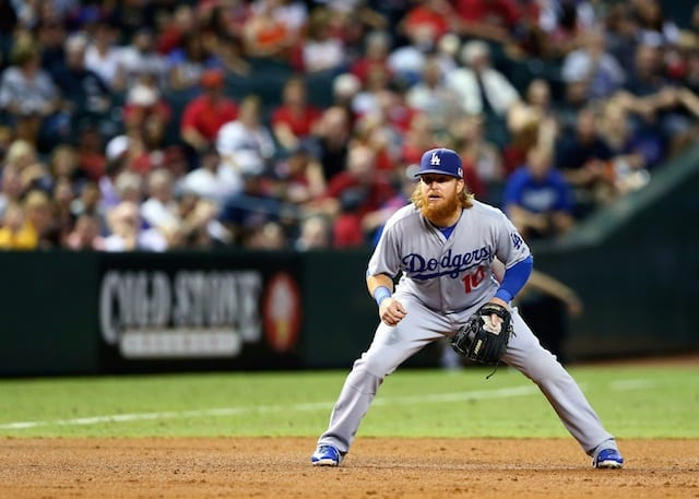 Dodgers News: Justin Turner Ranked Top-10 Third Baseman By The Shredder