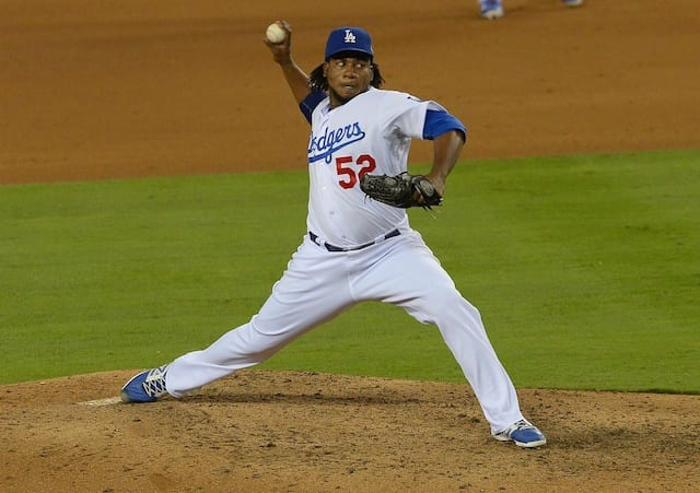 Dodgers 2015 Player Review: Pedro Baez