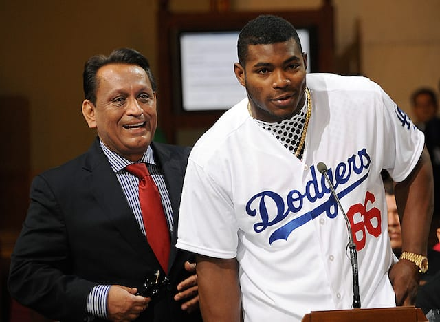 Dodgers Love L.a. Community Tour Scheduled To Begin Jan. 25