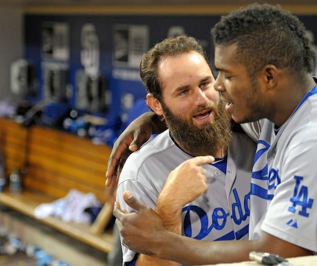 Dodgers News: Clayton Kershaw, Scott Van Slyke Clarify Opinion Of Yasiel Puig
