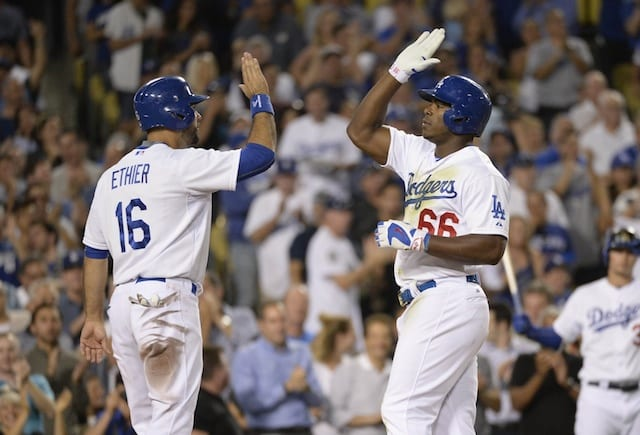 Farhan Zaidi: Dodgers Have 'nothing Going On' In Trades For Andre Ethier, Yasiel Puig