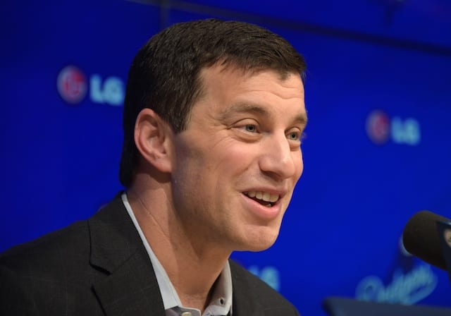 Dodgers News: Andrew Friedman Comfortable To Use Prospects In Trade Or As Roster Depth