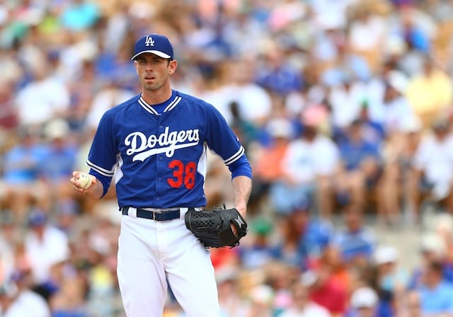 Dodgers News: Brandon Mccarthy Placed On 60-day Disabled List