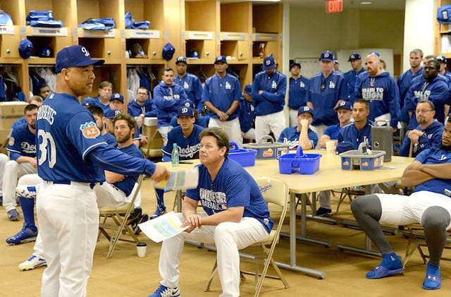 Dave-roberts-camelback-ranch-clubhouse-dodgers-spring-training