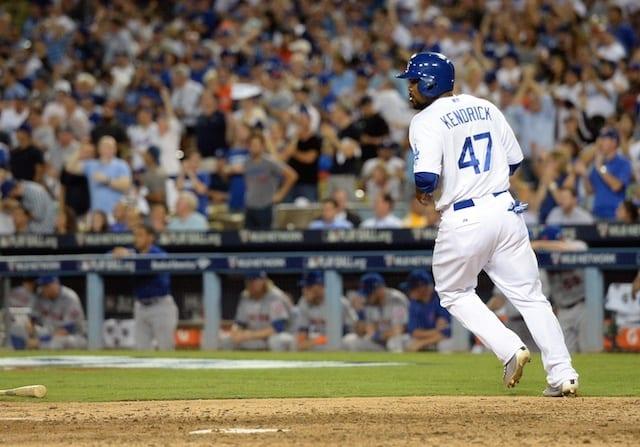 Dodgers Rumors: Howie Kendrick's Contract Includes Deferred Salaries