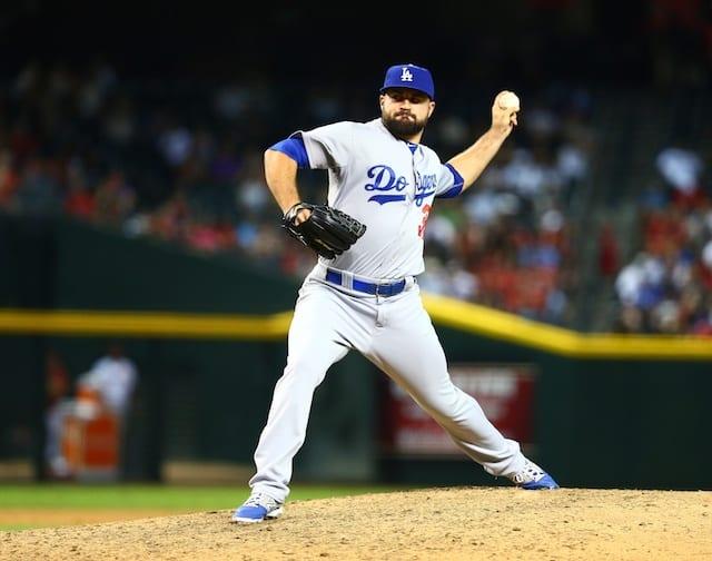 Dodgers News: Adam Liberatore Optioned To Minor League Camp