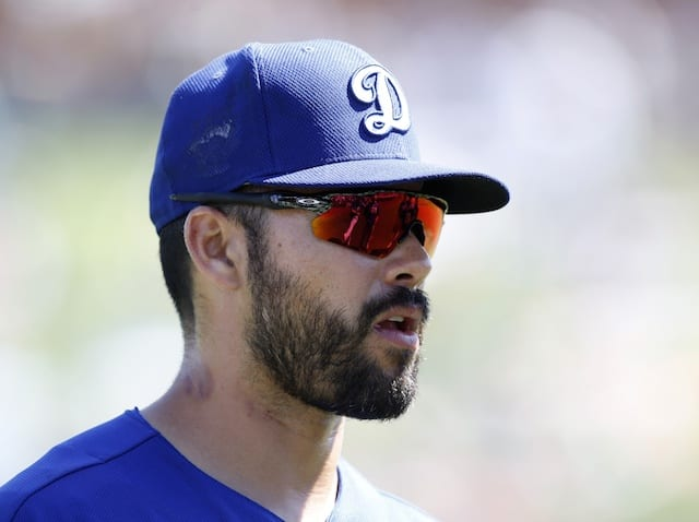 Dodgers News: Andre Ethier Suffers Lower Leg Contusion