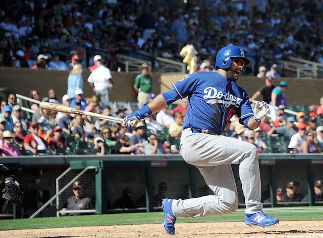 Dodgers News: Andre Ethier On Crutches After Experiencing 'top-3' Pain In Career