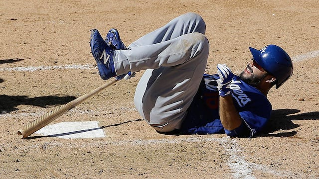 Dodgers News: Andre Ethier Out 10-14 Weeks With Tibia Fracture