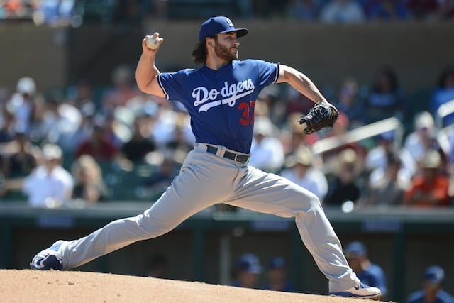 Dodgers News: Brandon Beachy Frustrated By Ongoing Struggles