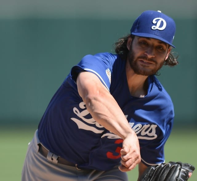 Dodgers News: Brandon Beachy Forced To Rest Due To Tendinitis In Right Arm