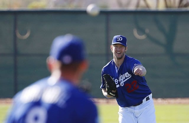 Spring Training Recap: Clayton Kershaw Comes Out Sharp, Alex Guerrero And Yasiel Puig Contribute In Dodgers Win