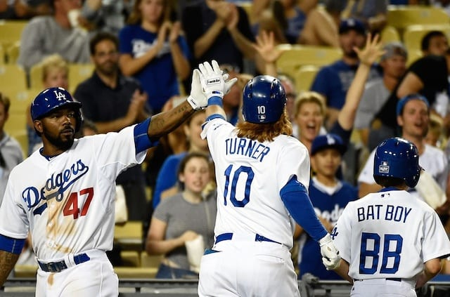 Dodgers Injury Updates: Howie Kendrick, Justin Turner On The Mend