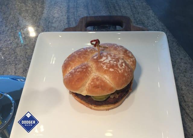 Kobe Gouda burger