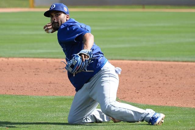 Dodgers News: Dave Roberts Calls Micah Johnson 'dynamic Player'