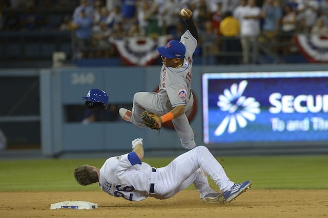 Dodgers News: Chase Utley Was Aware 2-game Suspension Was Overturned
