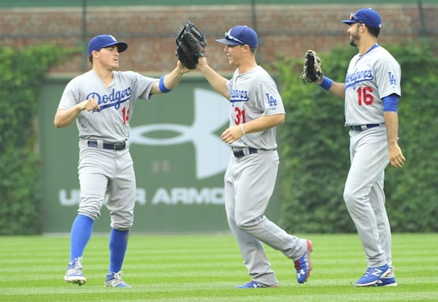 Dodgers News: Dave Roberts Doesn't Envision 'straight Platoon' In Center Field