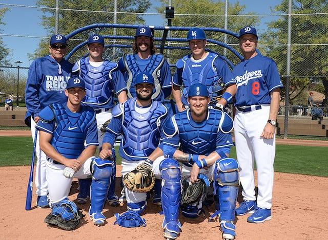 Dodgers News: Keeping Austin Barnes, A.j. Ellis, Yasmani Grandal On Active Roster An Option