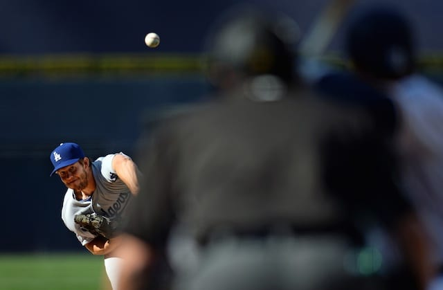 Dodgers Video: Clayton Kershaw Collects 9 Strikeouts On Opening Day