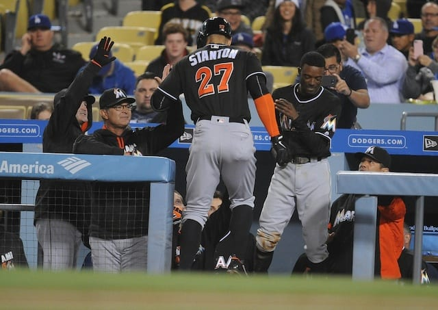 Recap: Dodgers Go Quiet After Taking Early Lead, Marlins Complete 4-game Sweep