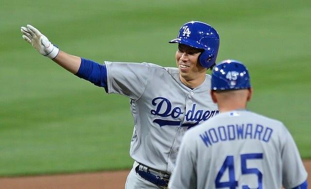 Dodgers Video: Kenta Maeda Hits First Career Major League Home Run