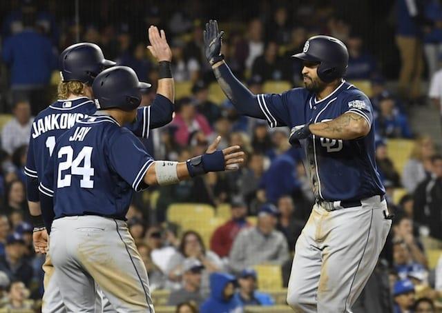 Recap: Matt Kemp's 3 Rbis Help Padres Extend Dodgers' Losing Streak To 5 Games