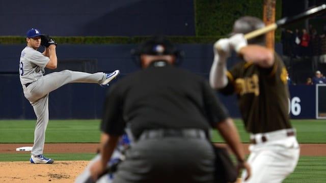 Recap: Scott Kazmir Carries The Torch As Dodgers Beat Padres