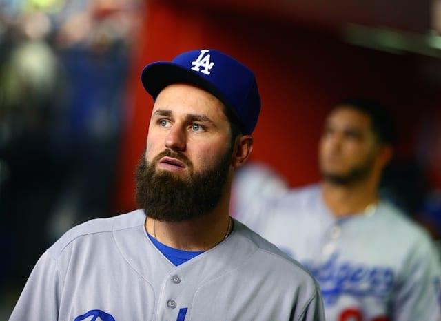 Dodgers News: Scott Van Slyke Back Injury Worse Than Initially Believed