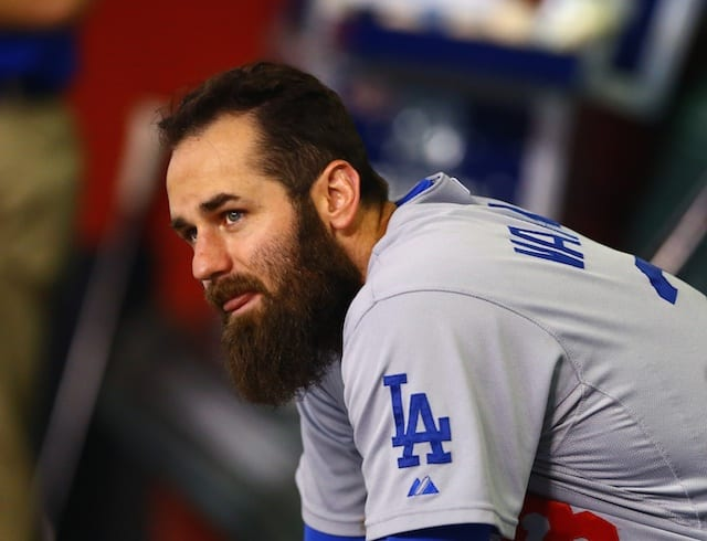 Dodgers News: Scott Van Slyke Removed Early Due To Back Tightness