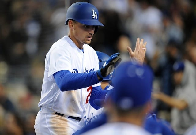 Recap: Dodgers Beat Mets Behind Trayce Thompson Walk-off Home Run
