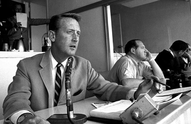 This Day In Dodgers History: Vin Scully Announces First Career Game