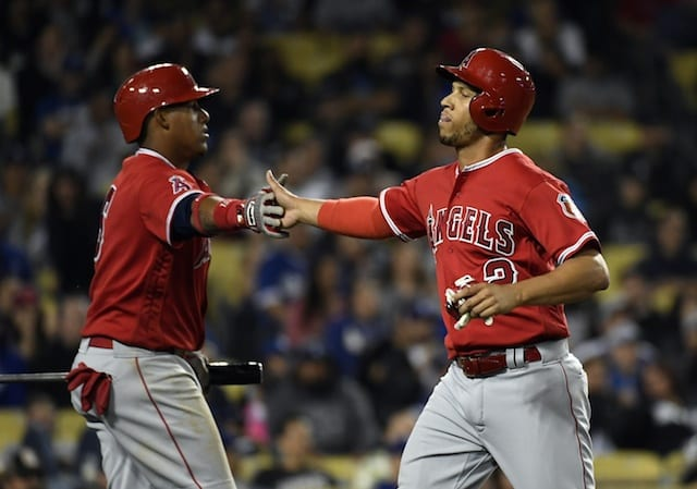Freeway Series Recap: Hector Santiago, Angels Bullpen Quiet Dodgers' Bats