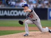 Alex Wood, Los Angeles Dodgers