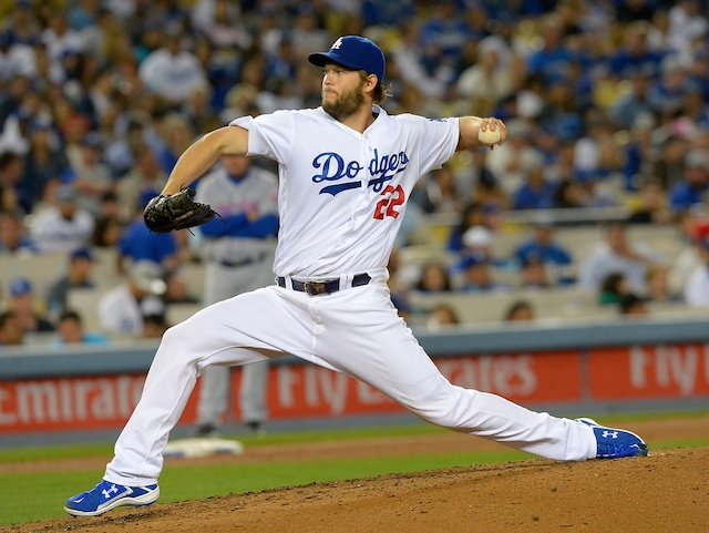 Dodgers Provide Early Run Support, Clayton Kershaw Throws Complete-game Shutout