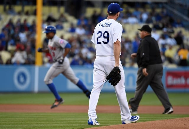 Recap: Mets Jump On Scott Kazmir Early, Dodgers Fail To Comeback